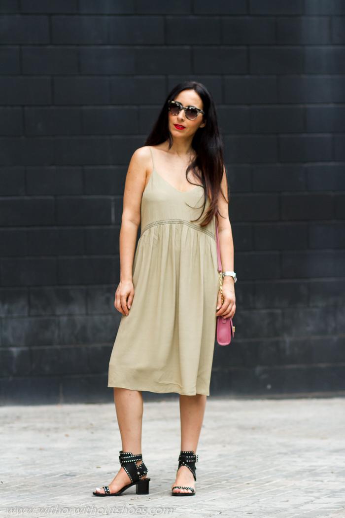 BLogger influencer de moda valenciana con look para el verano