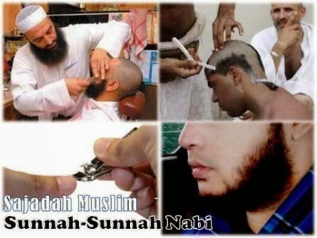 Sunnah Nabi Mencukur Rambut Dan Memotong Kuku - Sajadah Muslim 0a37ea9ba2