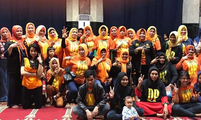 Milad ke 54, Laskar Ana' Lorongna Makassar: Oppoki Pak Wali