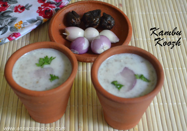 Kambu Koozh