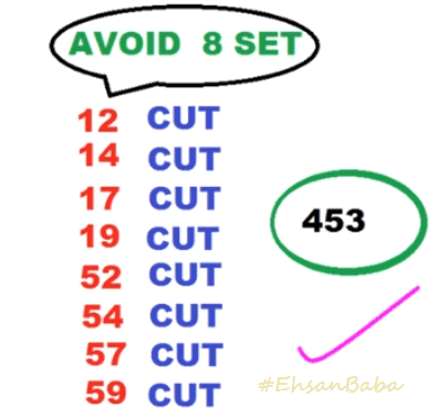 Thai Lottery 3up Free Cut Pair Tips For 01-11-2018