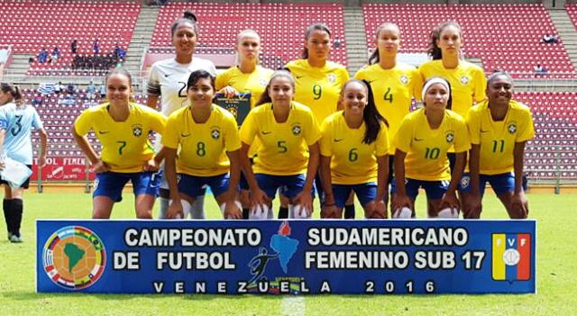 8b7dff4282 Seleção Brasileira Feminina Sub-17 é convocada para Mundial ~ O ...