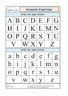 Worksheets Kindergarten Exercise singapore business directory buysell arts online kindergarten worksheets vowels and consonants exercise 1