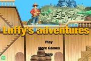 لعبة قبعة القش لوفي ومغامراته لجمع خريطة الكنز Luffy Adventure