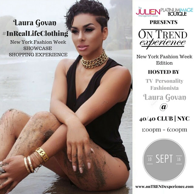 Laura Govan The On Trend Experience