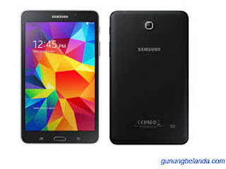 Cara Flashing Firmware Samsung Galaxy Tab 4 7.0 (WiFi) SM-T230