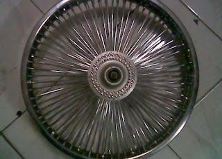 3 Merk dan harga velg motor tdr comet rossi ring 17 jari jari 14 racing yang bagus bekas baru