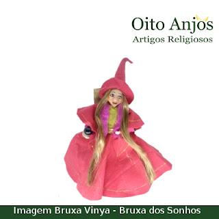 Imagem Bruxa Vinya - Bruxa dos Sonhos