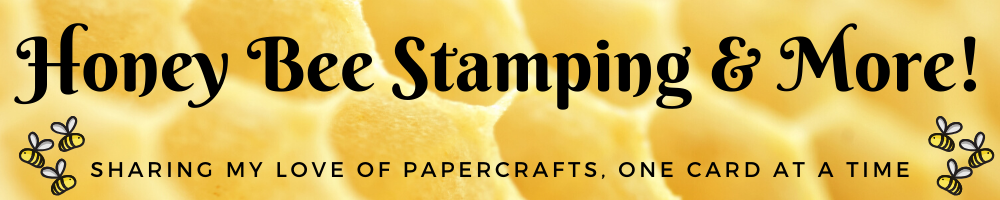 Honey bee stamping & more