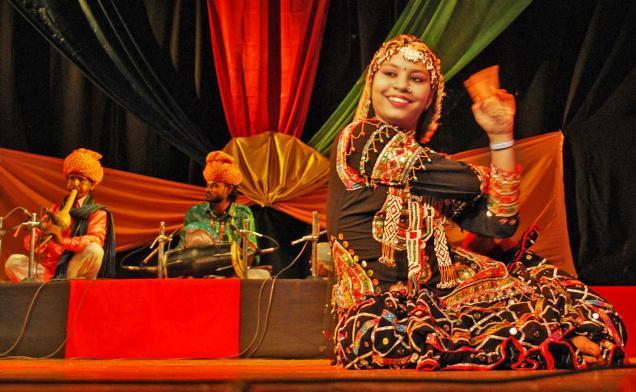 राजस्थान लोक संगीत