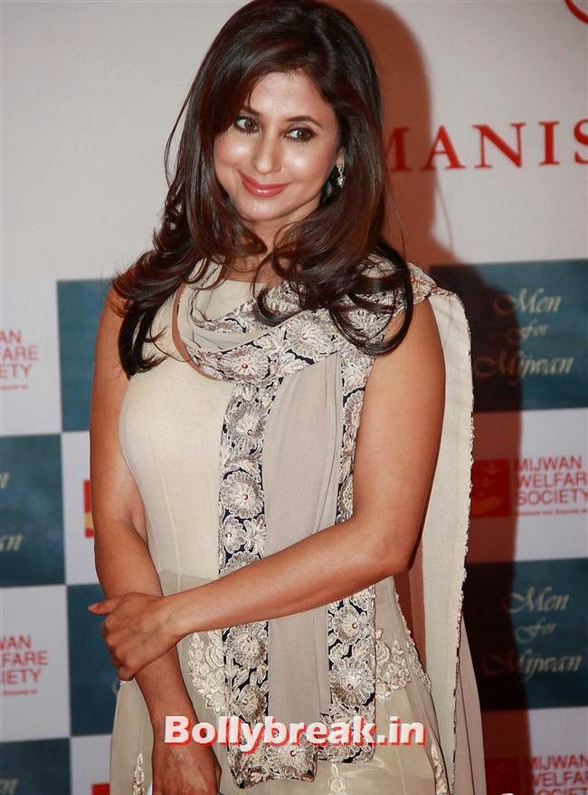 Urmila Matondkar, Top Bollywood Celebs at Men For Mijwan Charity Fashion Show