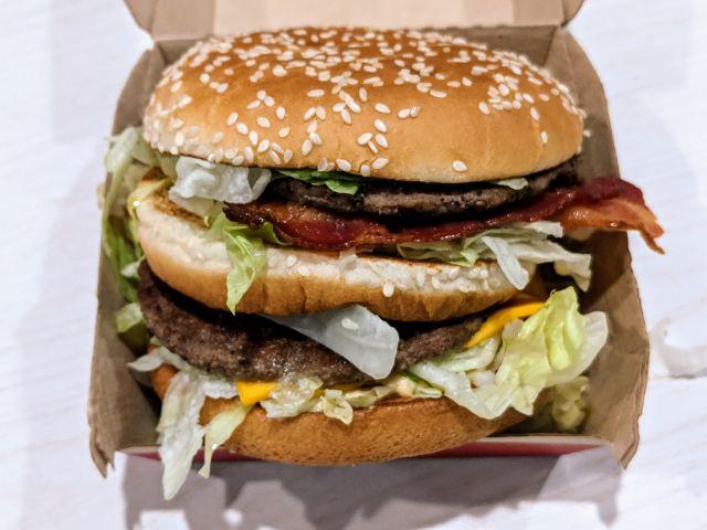 Review: McDonald's - Big Mac Bacon