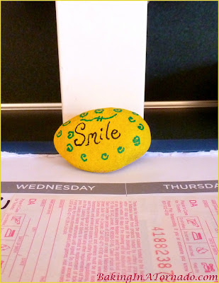 Everybody Should Get Stoned, the Kindness Rock Project kind. | www.BakingInATornado.com | #inspiration #family