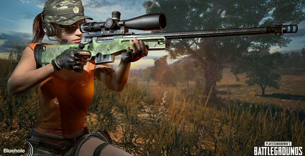 Xbox One Version of PlayerUnknown's Battlegrounds is 30 GB