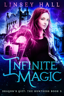 My World   in words and pages: Audio Book Review: Infinite Magic