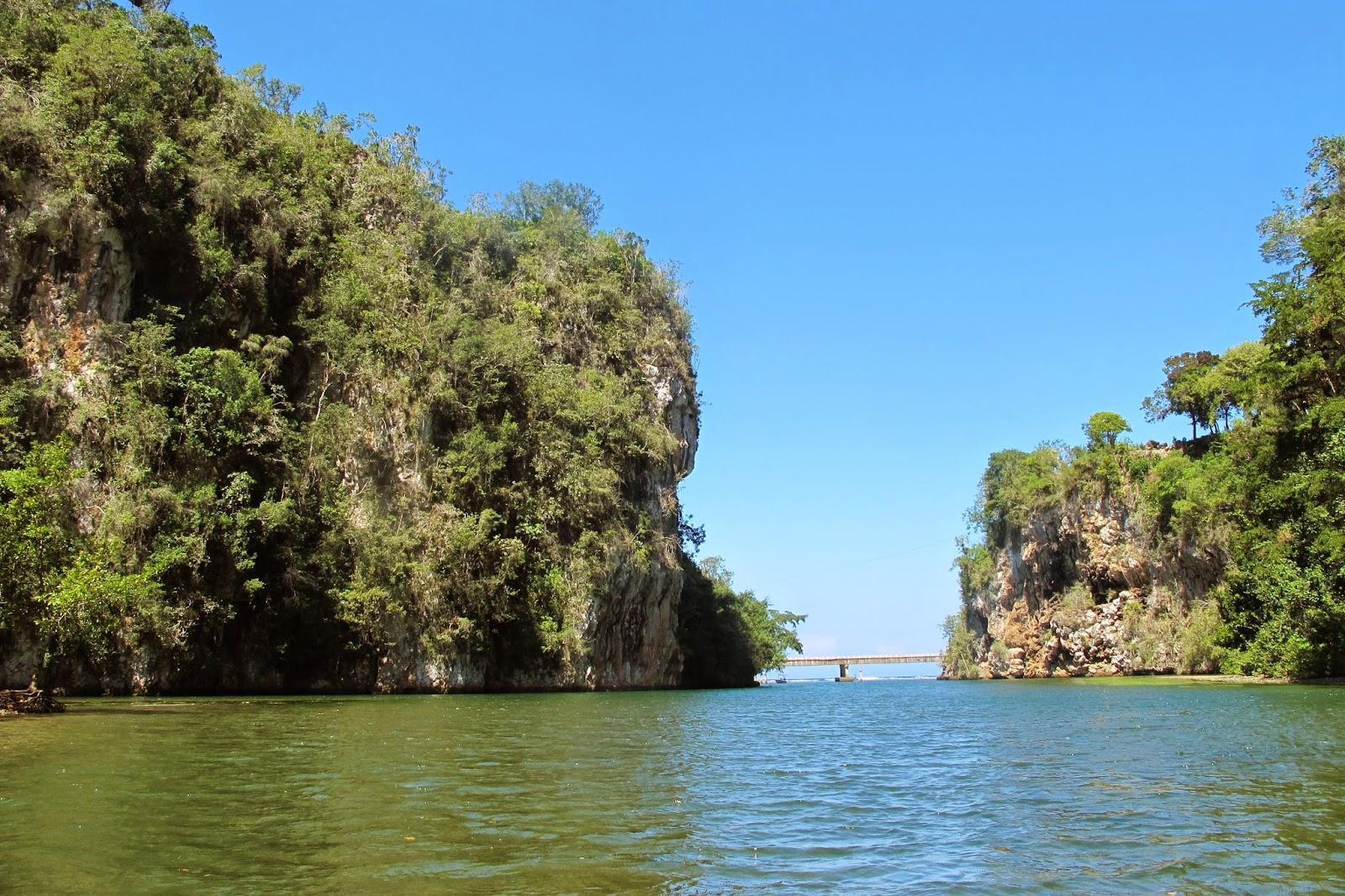 Cânion Yumuri, próximo de Baracoa, uma das regiões mais remotas de Cuba.