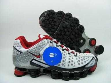 Hacia resistencia máquina  Fotos e Imagens de: Fotos dos Tênis Nike Shox-TL3