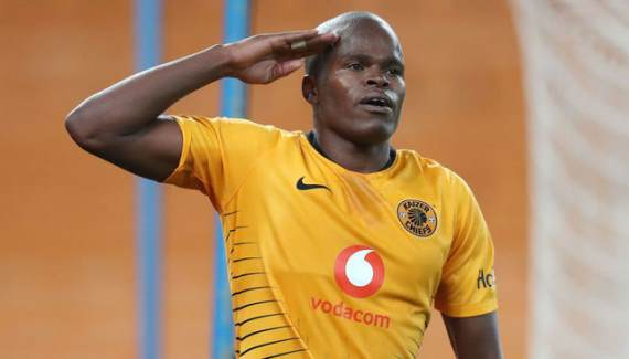 Kaizer Chiefs captain Willard Katsande