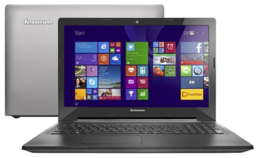 Notebook Lenovo G50-80 Intel Core i5 5200U
