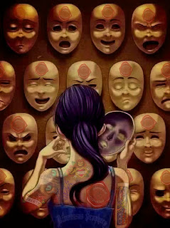 Throw off the mask & Unmask yourself