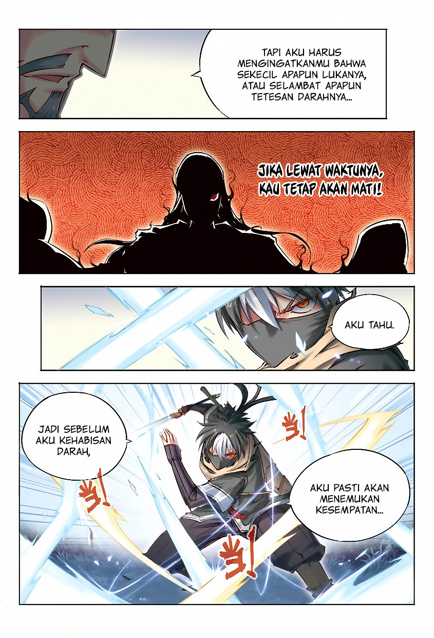 Jiang Ye Chapter 35