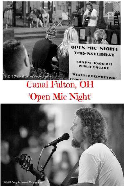 Canal Fulton, OH Open Mic Night