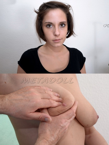Gyno Clinic - Gyno exam of young busty girl (Anabelle 21 years)