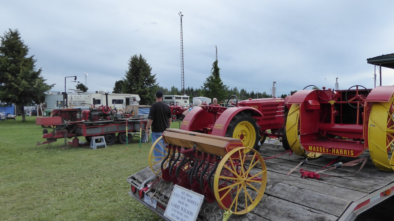 Joe & Wilma\'s Excellent Adventures: Merrickville Fair (8/8/2015)