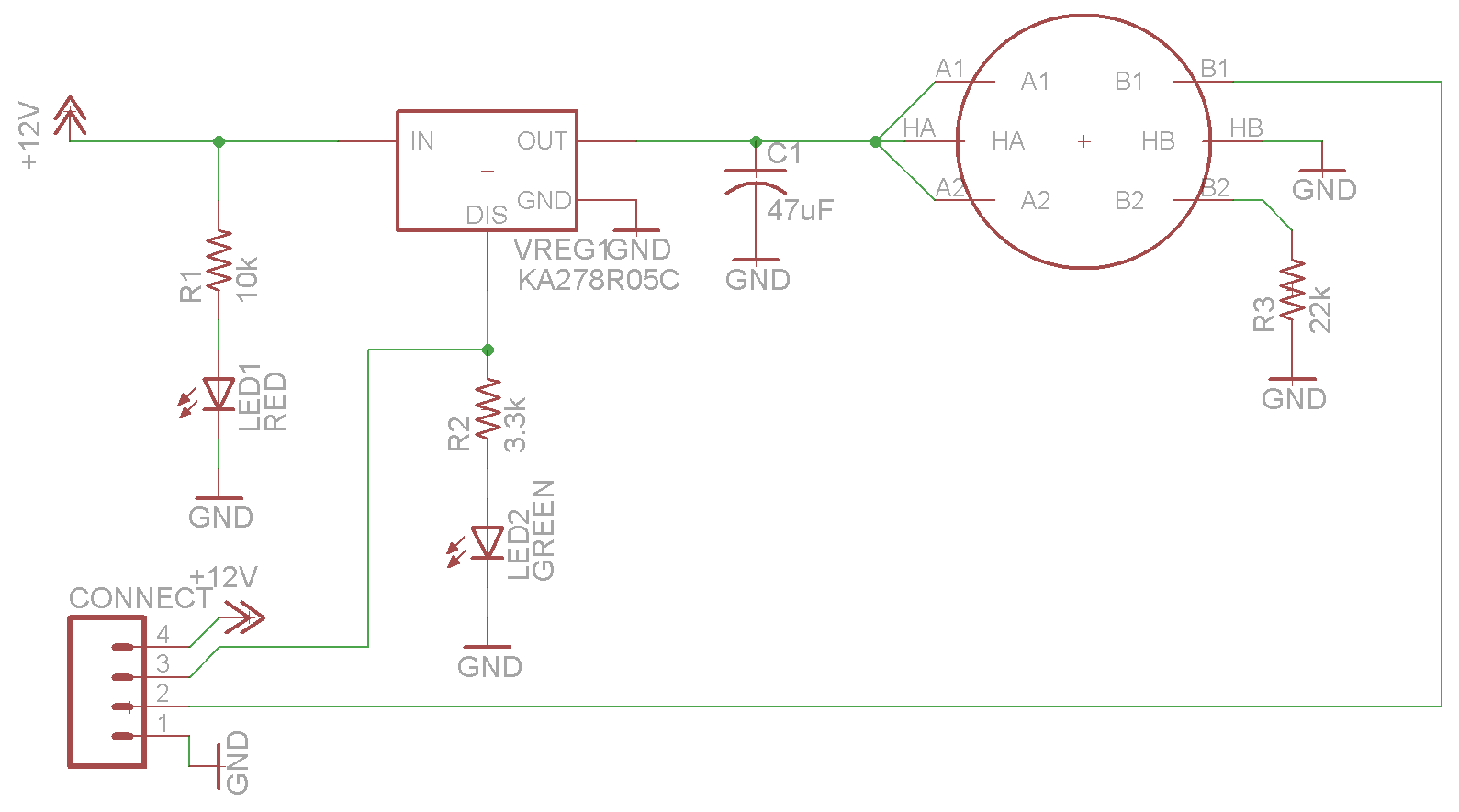 small resolution of the schematic for the circuit i used