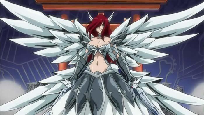 Erza Scarlet ( Fairy Tail )