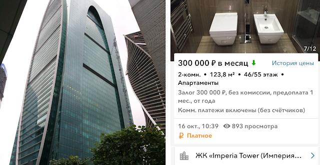 Империя Москва Сити