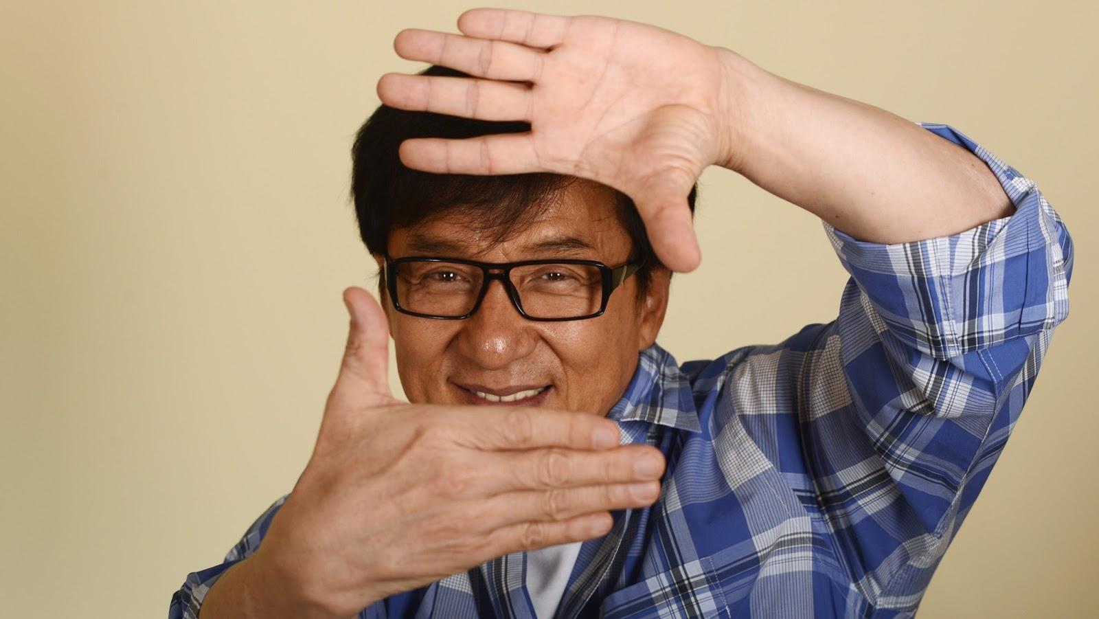 """Jackie Chan receberá Oscar honorário por """"realizações extraordinárias"""""""