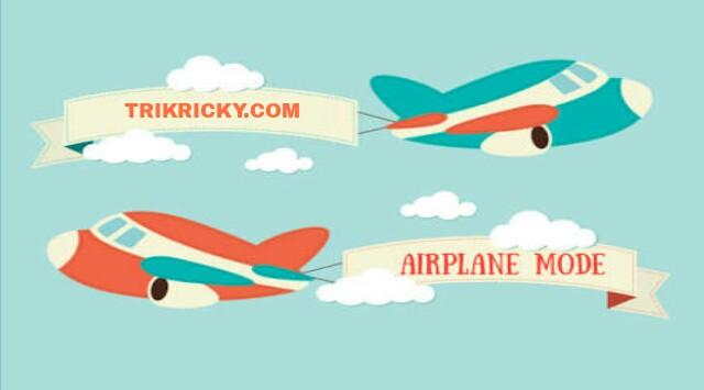 Manfaat Menggunakan Mode Pesawat Pada Smartphone