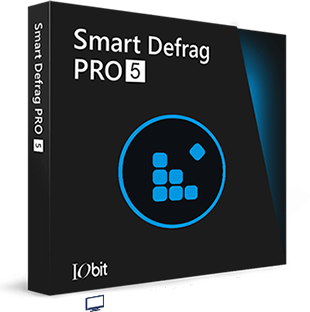 IObit Smart Defrag Pro 5.7.0.1137 poster box cover