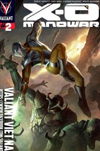 X-O Manowar – Truyện tranh