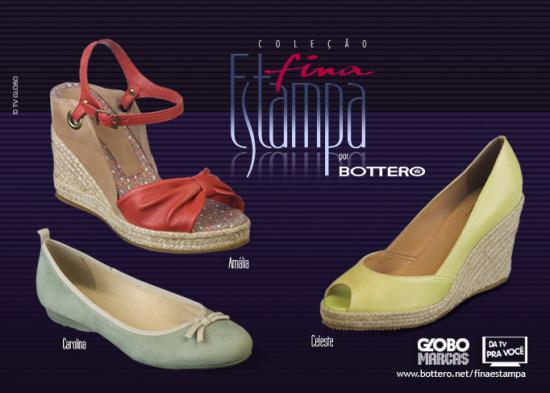 4e79bd41c Coleção Fina Estampa por Bottero - Design Innova