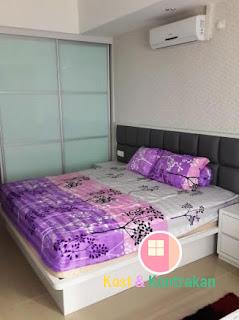 Disewakan Apartemen Studio Nagoya Mansion Batam Full furnished
