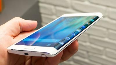Cách thay mặt kính Galaxy S6 edge