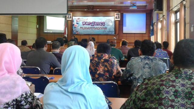 PP Muhammadiyah Gelar Temu Nasional Warganet di Yogyakarta