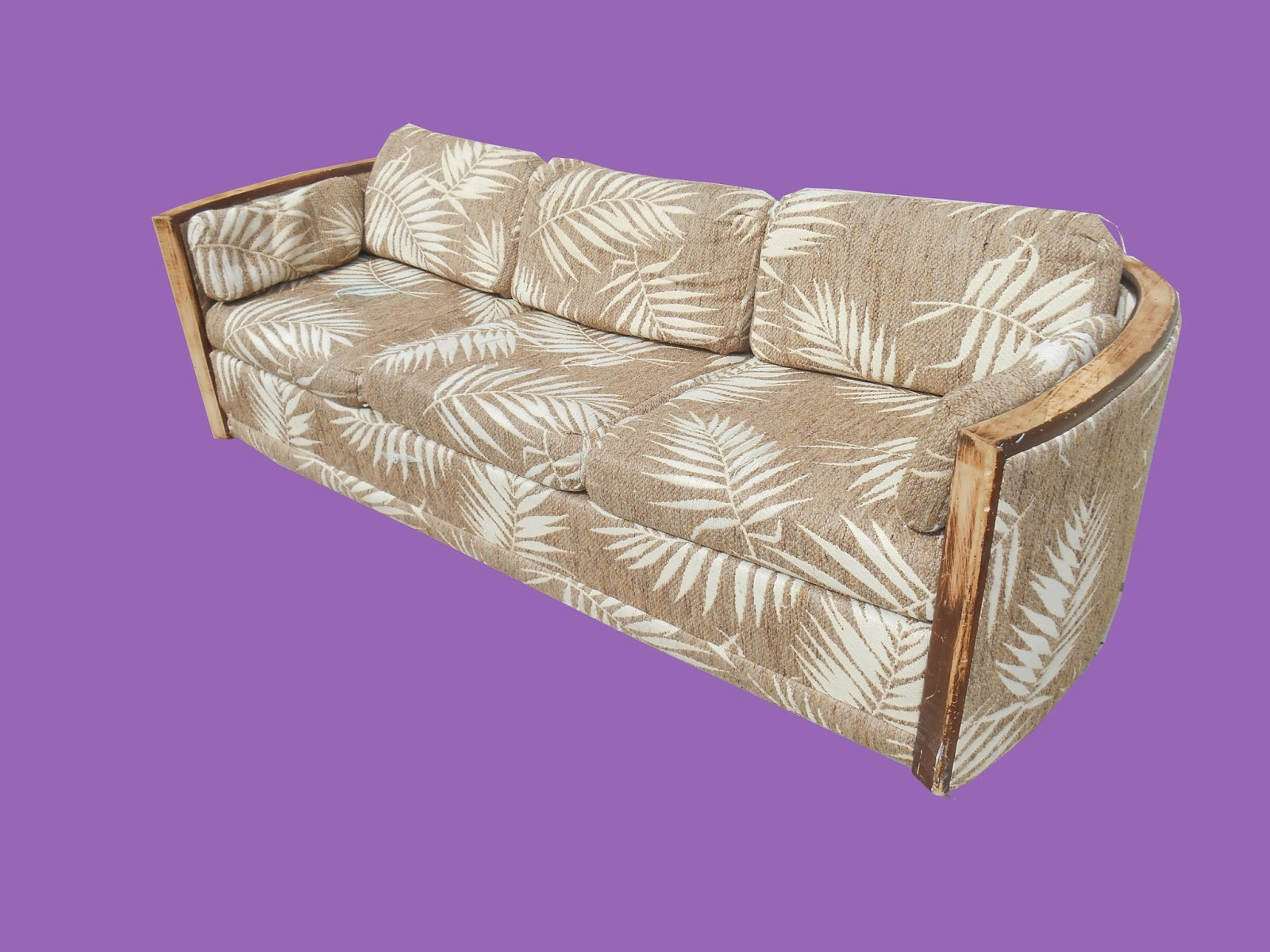 Cardboard Sofa New Leaf Selber Bauen Paletten Uhuru Furniture And Collectibles With Pattern Sold