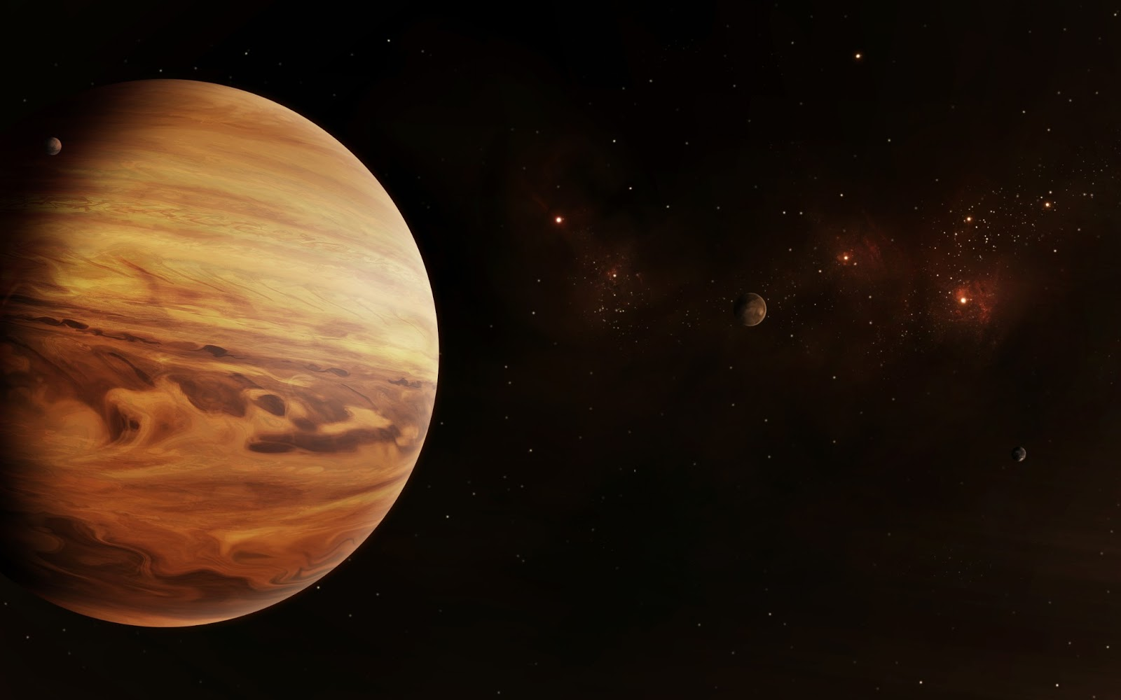 Beyond Earthly Skies Cloud Decks Of Gas Giant Planets
