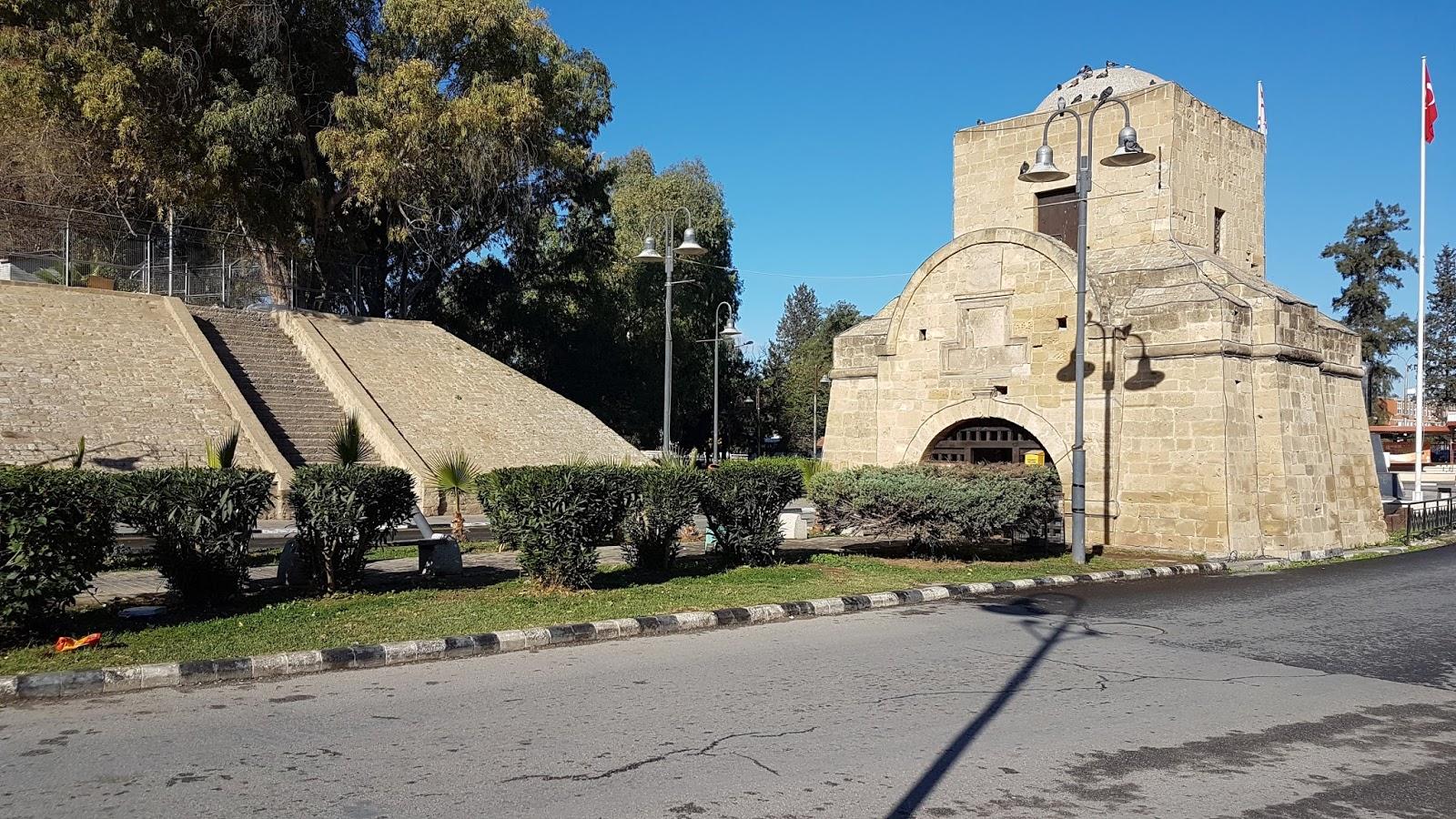 girne kapı ve kent surları ile ilgili görsel sonucu