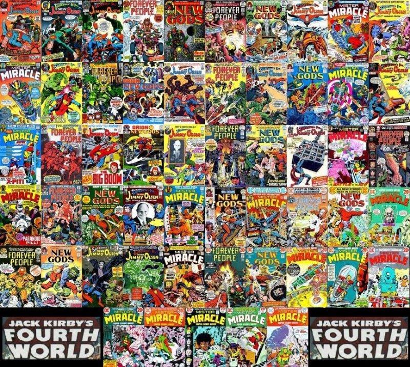Mark Hootsen DC Showcase Presents: MBTI and Jack Kirby's