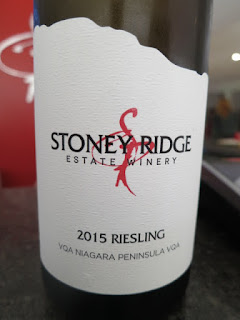 Stoney Ridge Riesling 2015 (87 pts)