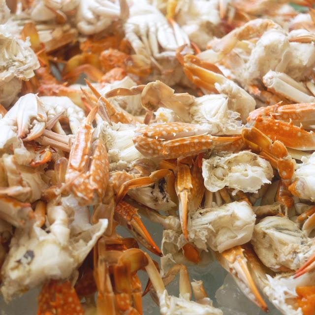 Fresh Crab Buffet