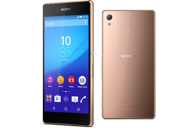 Sony launches Xperia Z3+ in India for Rs. 55,990