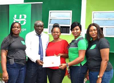 Heritage Bank Extends Agent Banking Frontiers To Ogijo