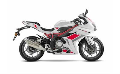 DSK Benelli Launched New Tornado 302 Fantastic Bike 2016