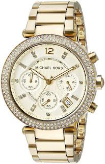 Michael Kors Women's Parker Gold-Tone MK5354