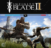 Infinity Blade 2 (II) ipad, iphone, ipod touch walkthrough